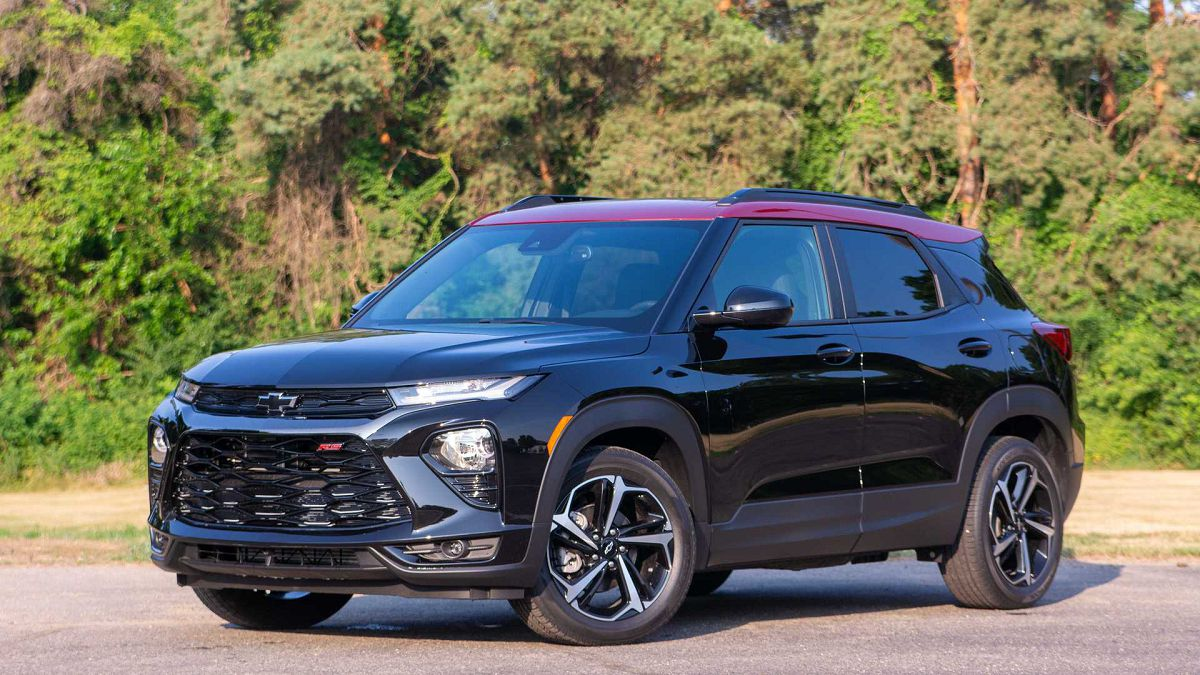 2022 Chevrolet Trailblazer Release Date Owners Manual Coming Out
