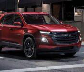 2022 Chevrolet Traverse Colors Mileage Reviews 2011 Roof Rack