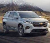 2022 Chevrolet Traverse Msrp L Chevy Release Date City Window