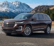 2022 Chevrolet Traverse Towing Capacity Premier App Accessories