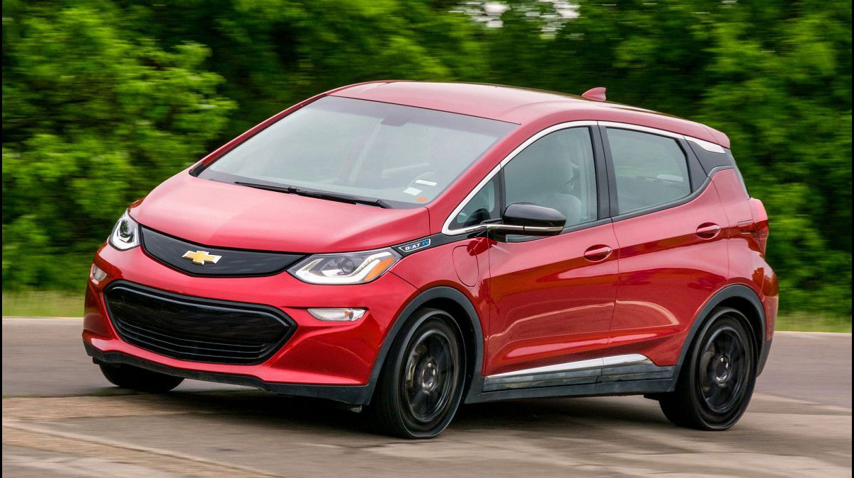 2022 Chevy Bolt Charging Type Reviews 2019 Safety Ratings Interior