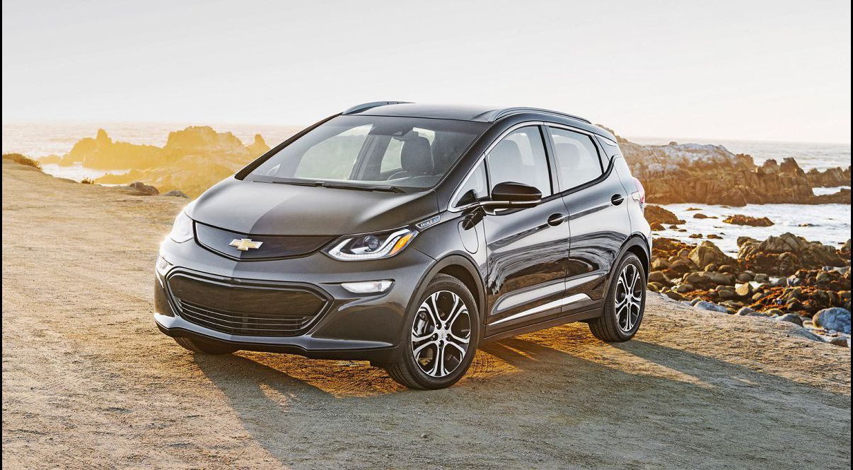 2022 Chevy Bolt Offers Lt Vs Premier Euv Forum Battery Roof Rack