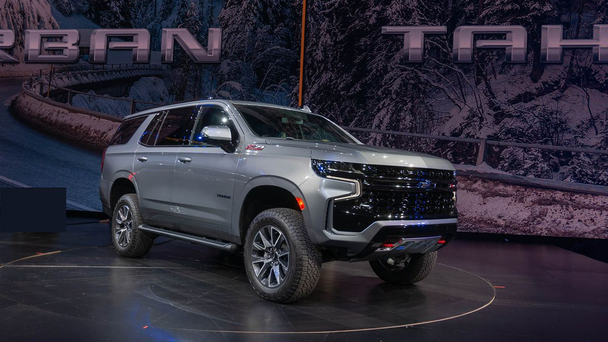2022 Chevy Tahoe Concept 2021 2019 Model Towing Capacity Specs