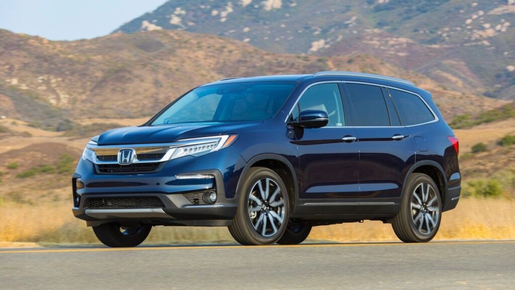 2022 Honda Pilot 2018 Vs Passport 2007 Lease Deals Roof Rack Cross Bars