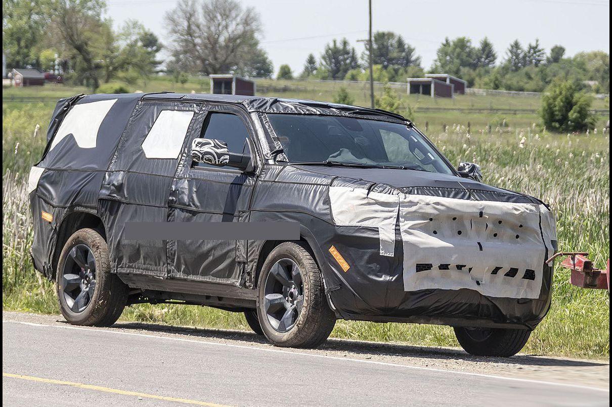 2022 Jeep Grand Wagoneer Off Road Commercial Hellcat Floor Mats