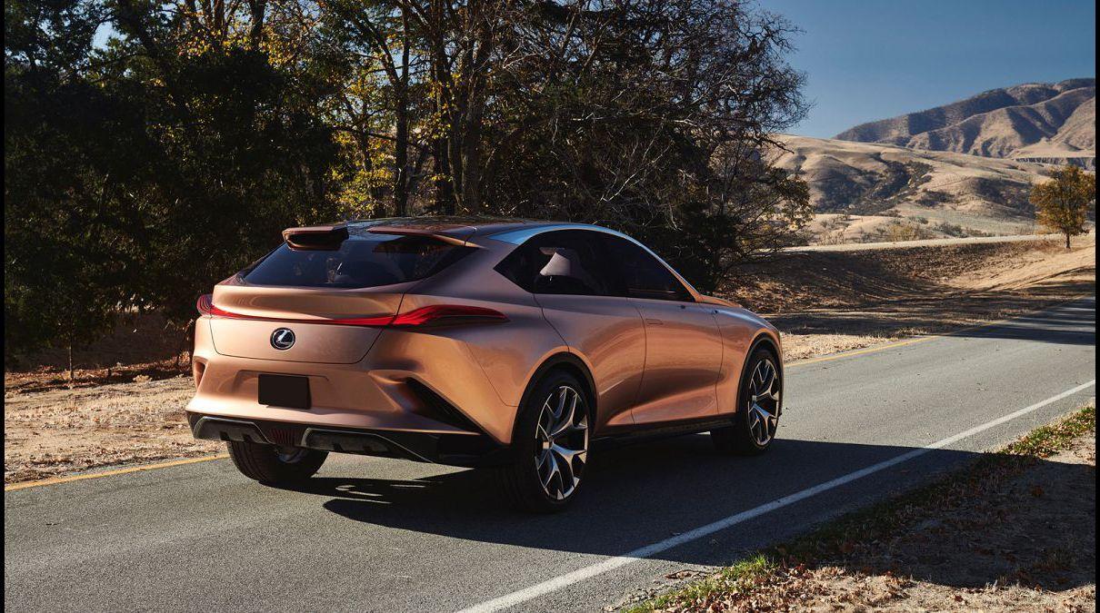 2022 Lexus Lq For Sale