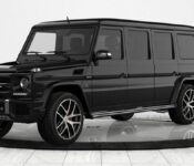2022 Mercedes Benz G Class Diesel Brabus Body Kit Interior 2005