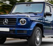 2022 Mercedes Benz G Class Ev Eqg 65 Game Wallpaper Accessories