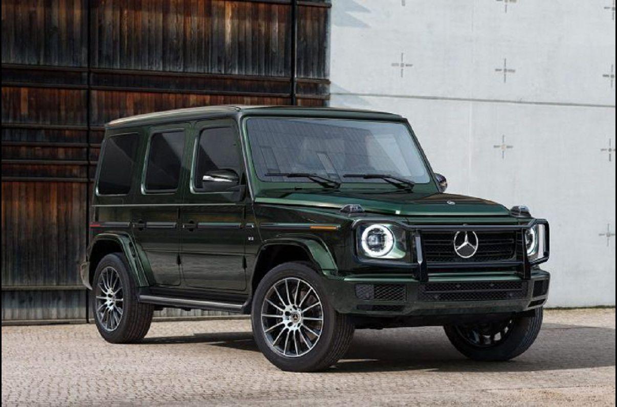 2022 Mercedes Benz G Class R G63 2022 S Class Mercedes Benz