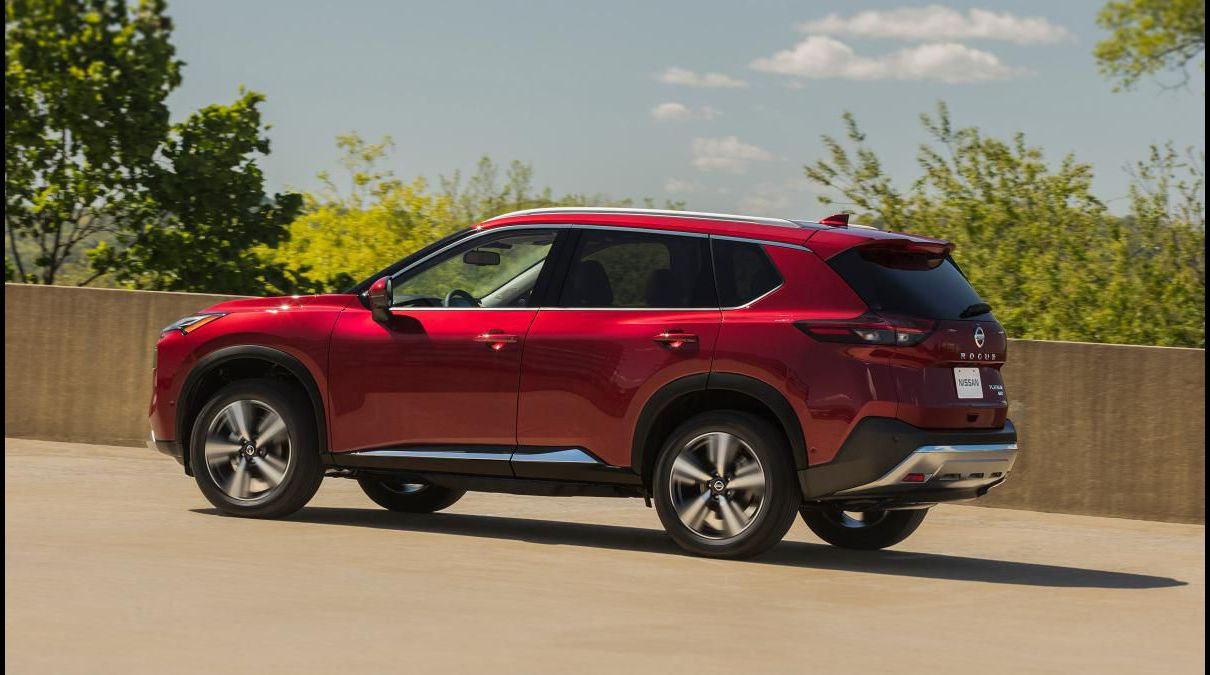 2022 Nissan X Trail Hybrid 2021 2022 New Model Cu