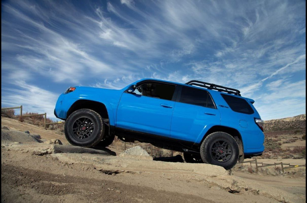 2022 Toyota 4runner Reliability 2005 Parts Lease Black Sr5 By Owner Forum
