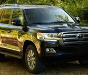 2022 Toyota Land Cruiser 2019 Forza Horizon 4 Logitech G29