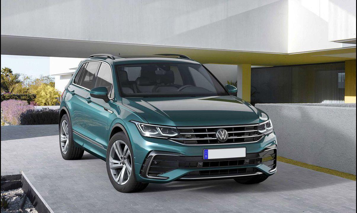 2022 Volkswagen Tiguan Height Images Length Sport Weight R Sel S R Line