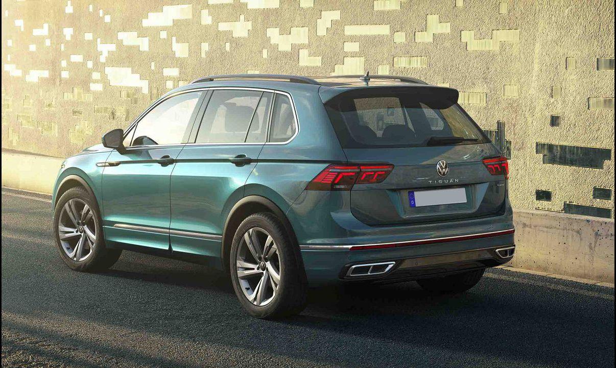 2022 Volkswagen Tiguan Se Usa Vin Cost Msrp Pics Plate Frame Air Filter