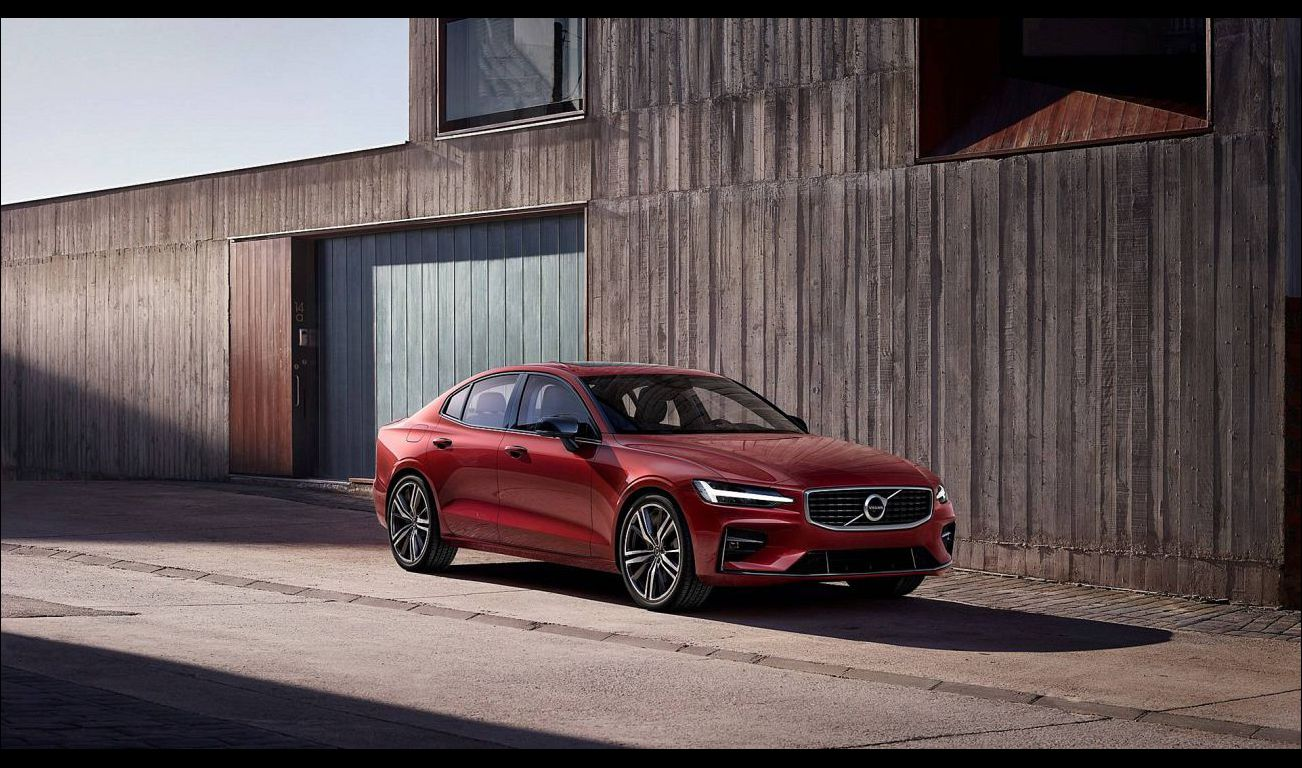 2022 Volvo S60 R Design Fwd S60r T6 T8 Cost Cross Country