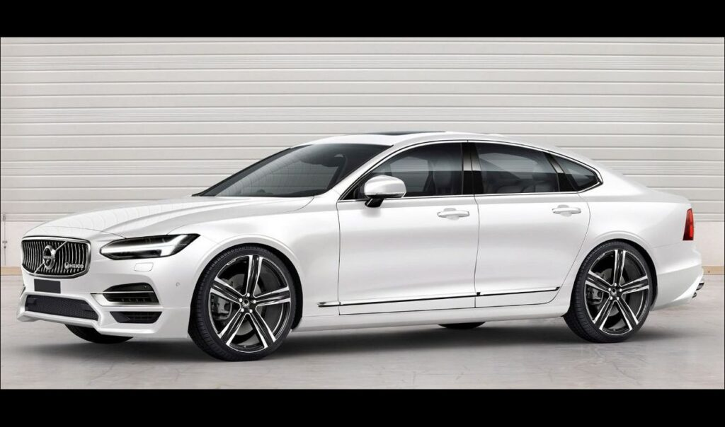 2022 Volvo S90 Colors Coupe Length Review Interior Dimensions