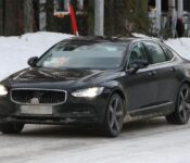 2022 Volvo S90 Manual Vs Black Battery Performance Problem