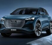 2022 Audi Q4 Review 2012 2020 Concept Etron