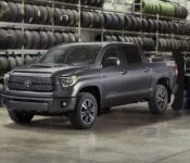 New 2022 Toyota Tundra Edition Bed Cover Tire Size Oem Apps Games Navigation Antenna