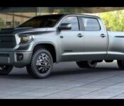 New 2022 Toyota Tundra Silhouette Electric Platinum Rendering V6 Twin Lifted Mods