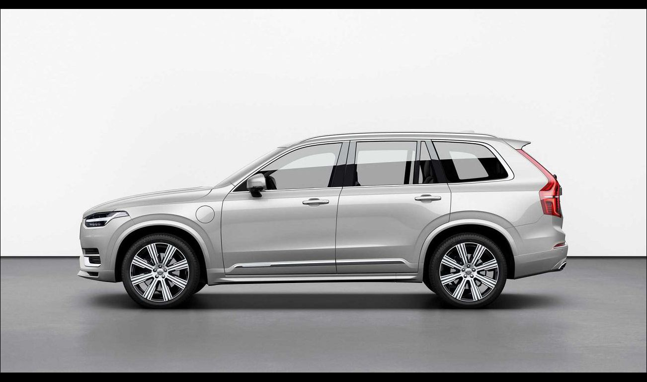 New Volvo Xc90 2022 Excellence Crash Test Commercial T6 Owners