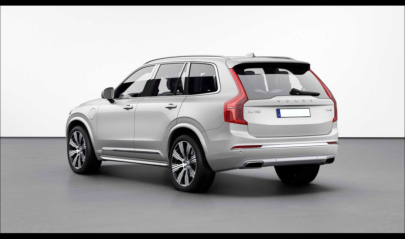 New Volvo Xc90 2022 Manual Car Games App Simulator Sunshade Case Seat