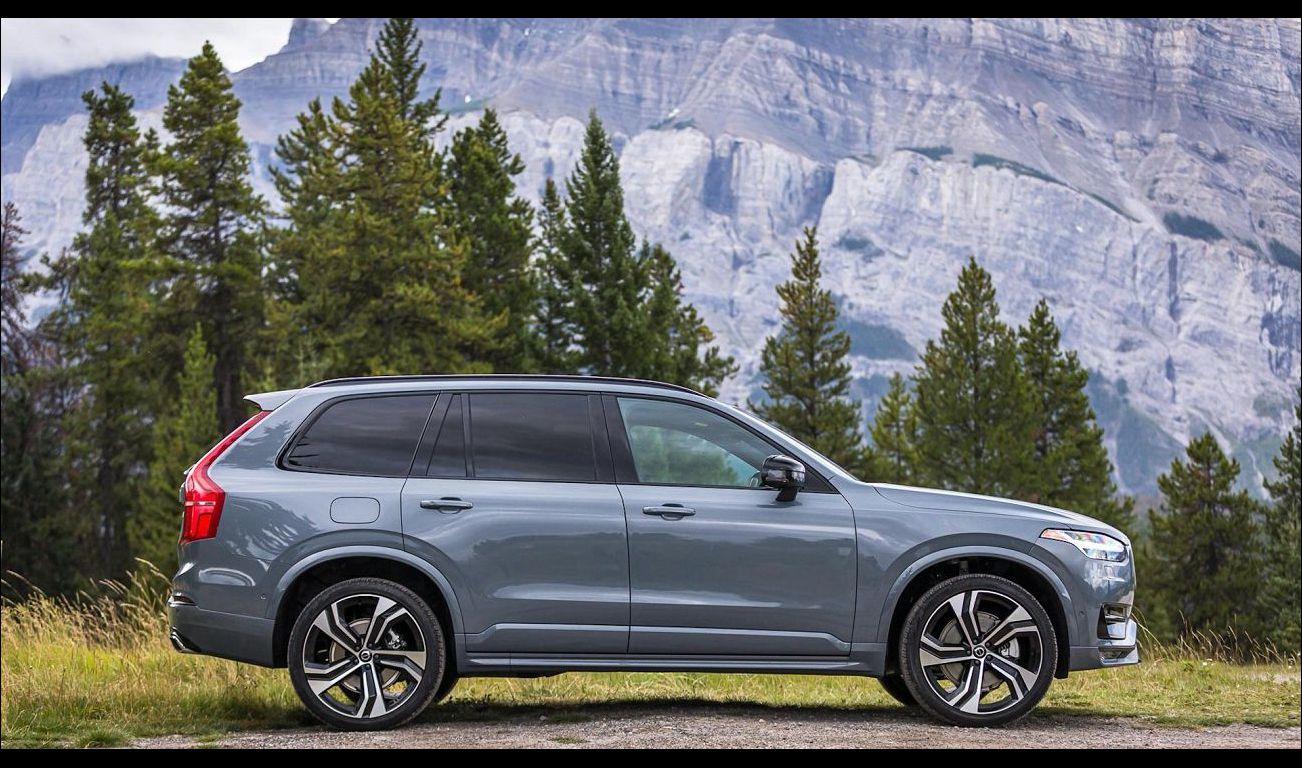 New Volvo Xc90 2022 Price Rumours Interior Concept Electric Redesign