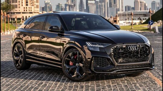 2022 Audi Rs Q8 2019 Pictures Suv Engine Carbon