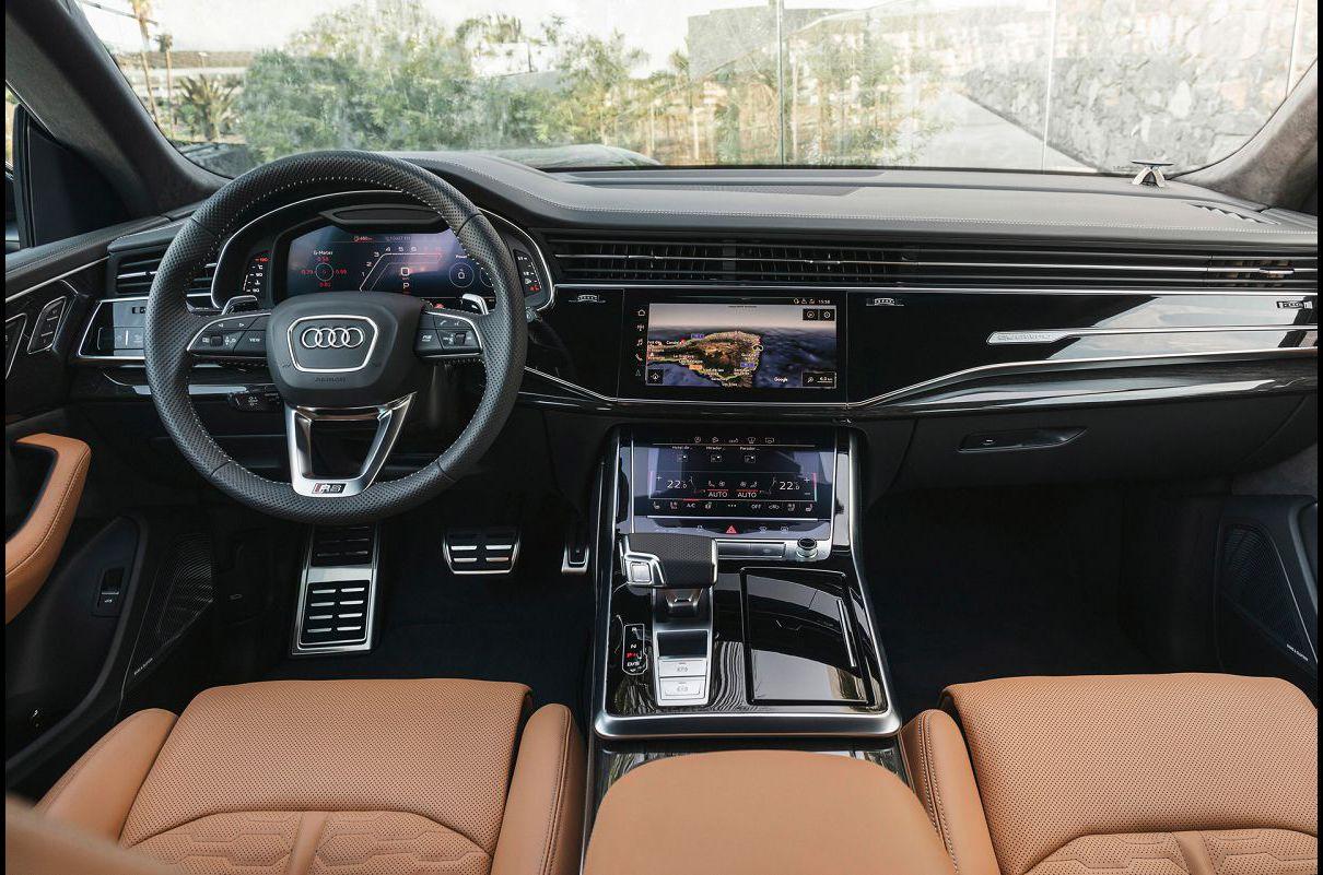 2022 Audi Rs Q8 Mpg Suvs Avant Price Specs