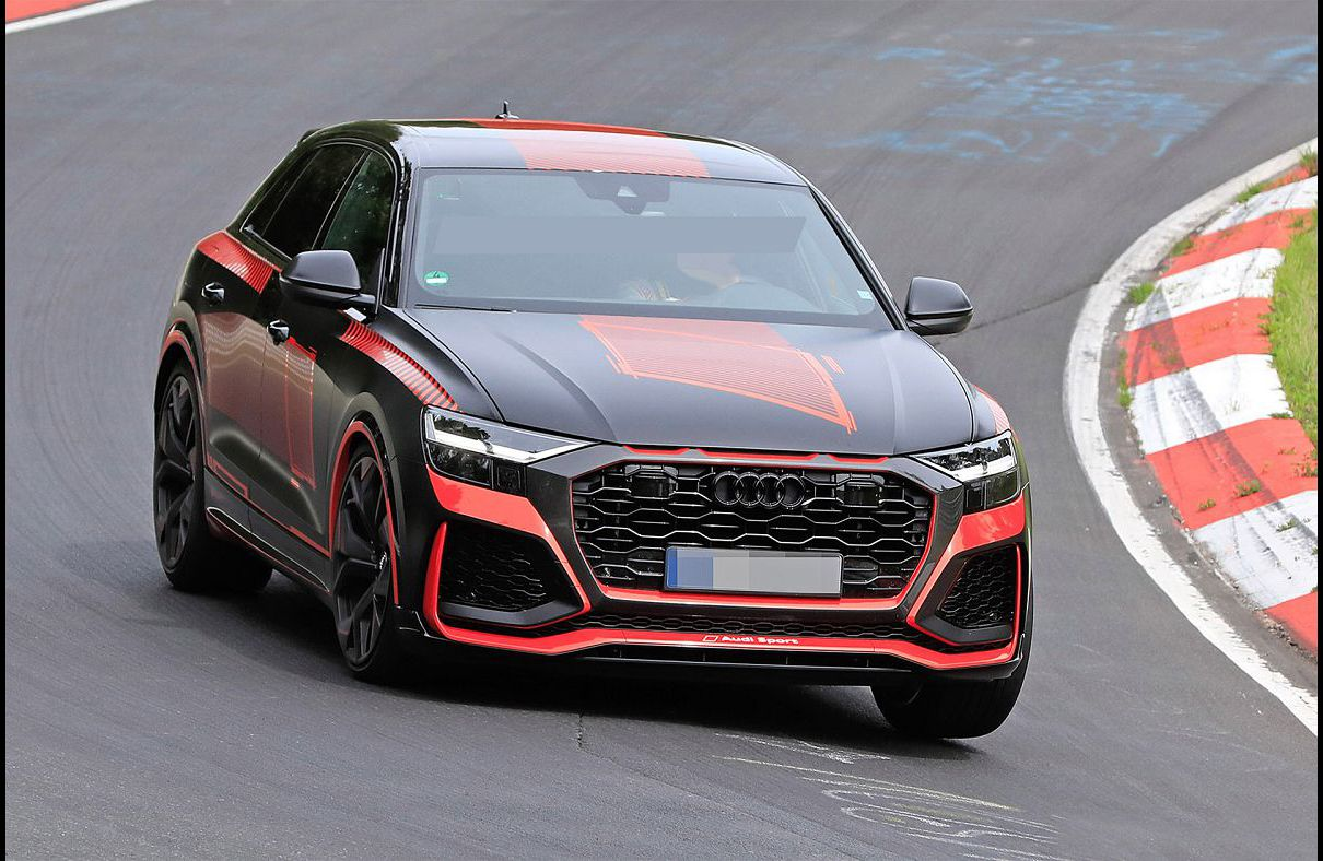 2022 Audi Rs Q8 Shots Curb Weight 2021 Rsq8