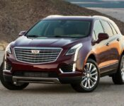 2022 Cadillac Xt5 Black Package Forum 400 Mpg Suv Grille Chrome