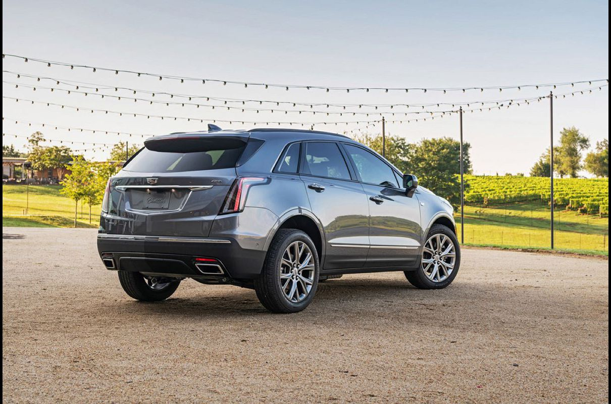2022 Cadillac Xt5 Trims Redesign Reviews Specs Accessories Lease