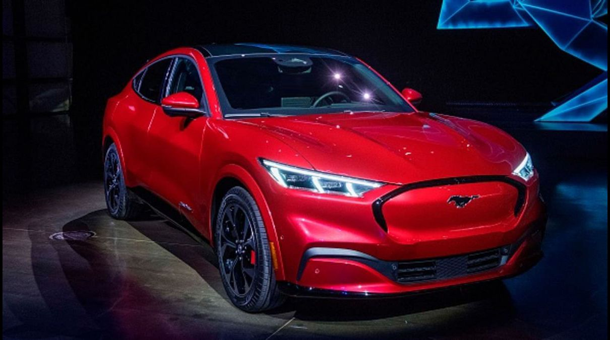 2022 Ford Mach E Electric Suv Electric Suv Estimated Cost 2021