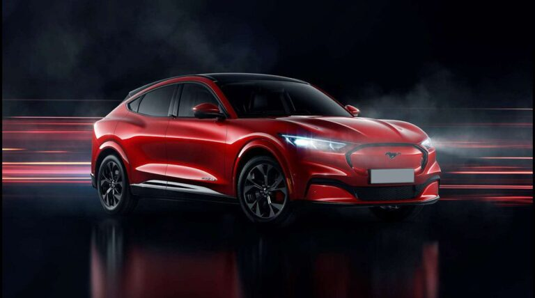 2022 Ford Mach E Electric Suv Hp Uk Speed Gt News Charging ...