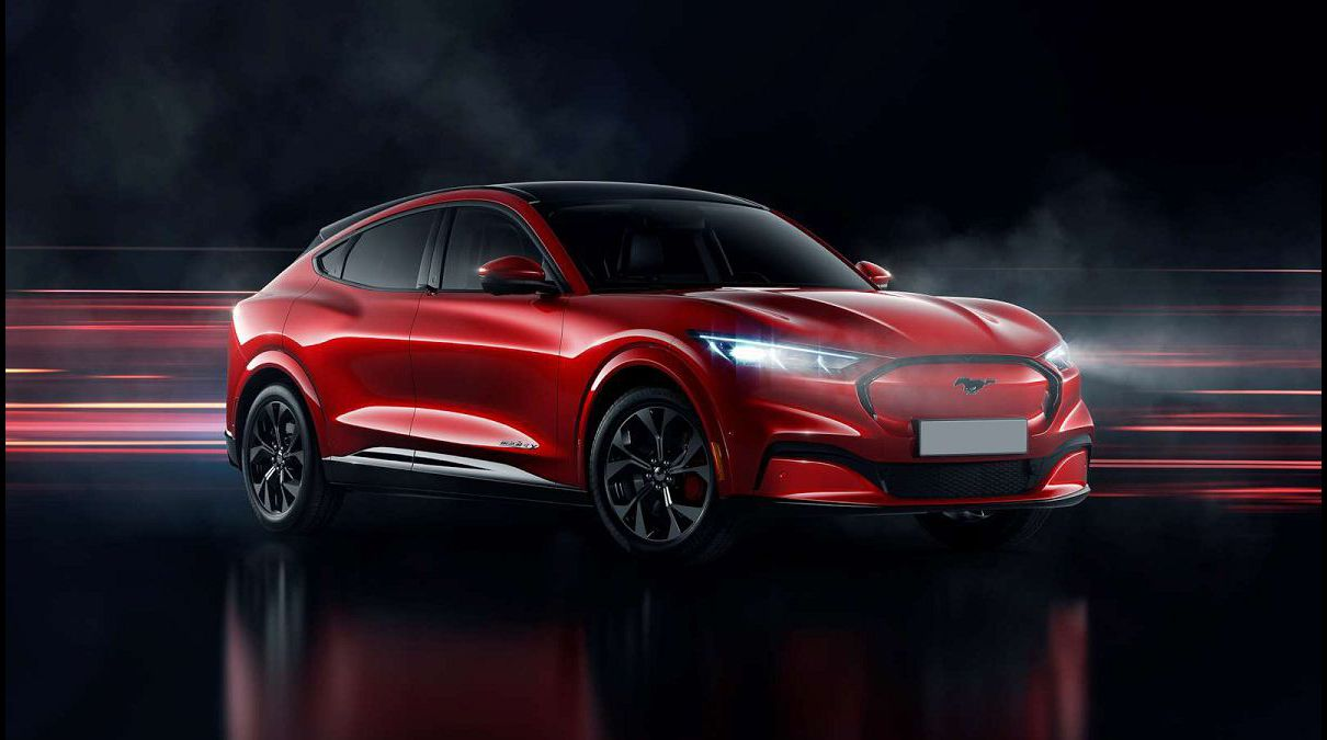 2022 Ford Mach E Electric Suv Hp Uk Speed Gt News Charging