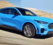 2022 Ford Mach E Electric Suv Release Technology Self Driving