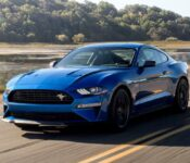 2022 Ford Mustang Concept All Wheel Drive