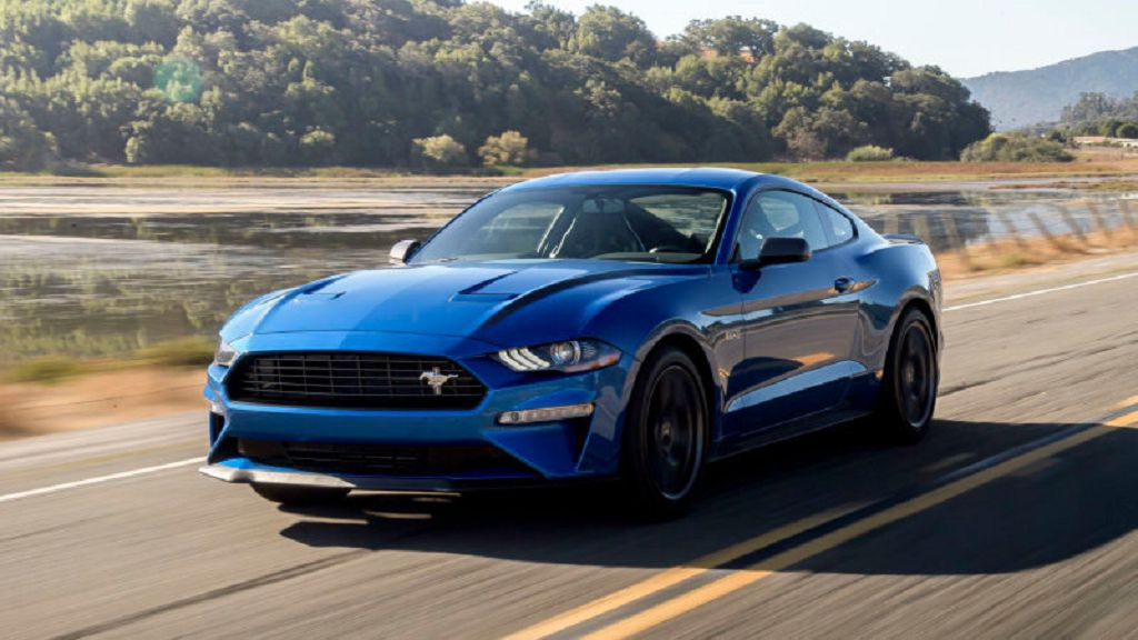 2022 Ford Mustang Gt Convertible