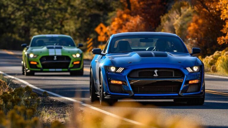 2022 Ford Mustang Shelby Gt500