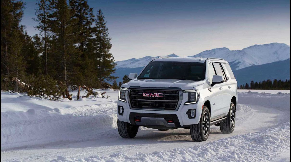 2022 Gmc Yukon 2020 Parts Reliability Dashboard