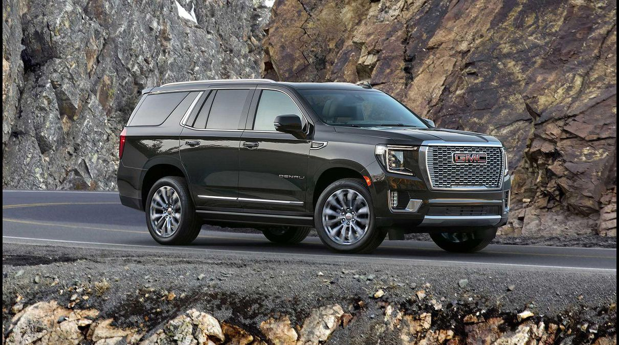 2022 Gmc Yukon At4 Pics Denali Xl Concept