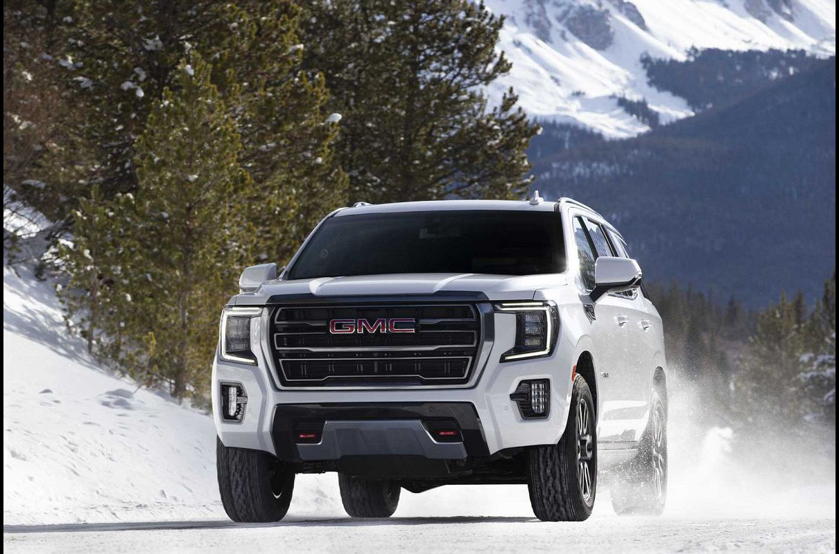 2022 Gmc Yukon Body Style 2021 For Sale