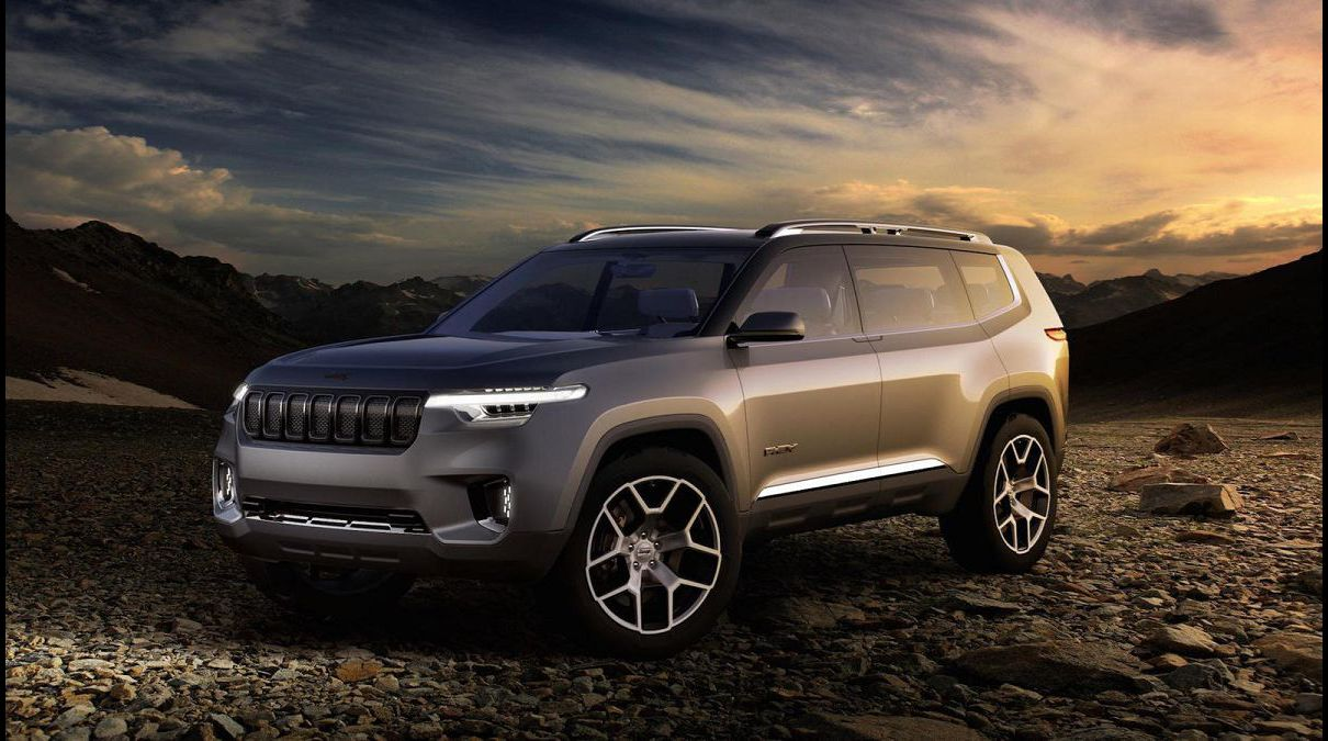 2022 Jeep Cherokee Towing Capacity 5.7 Hemi Ground Clearance