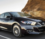 2021 Nissan Maxima Awd Sr Midnight Edition Review Sv