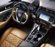 2021 Nissan Maxima Photos Release Date Platinum Redesign