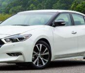 2021 Nissan Maxima Platinum Reserve Colors Specs Sr