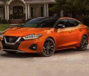 2021 Nissan Maxima Price Review Specs Photos Sl