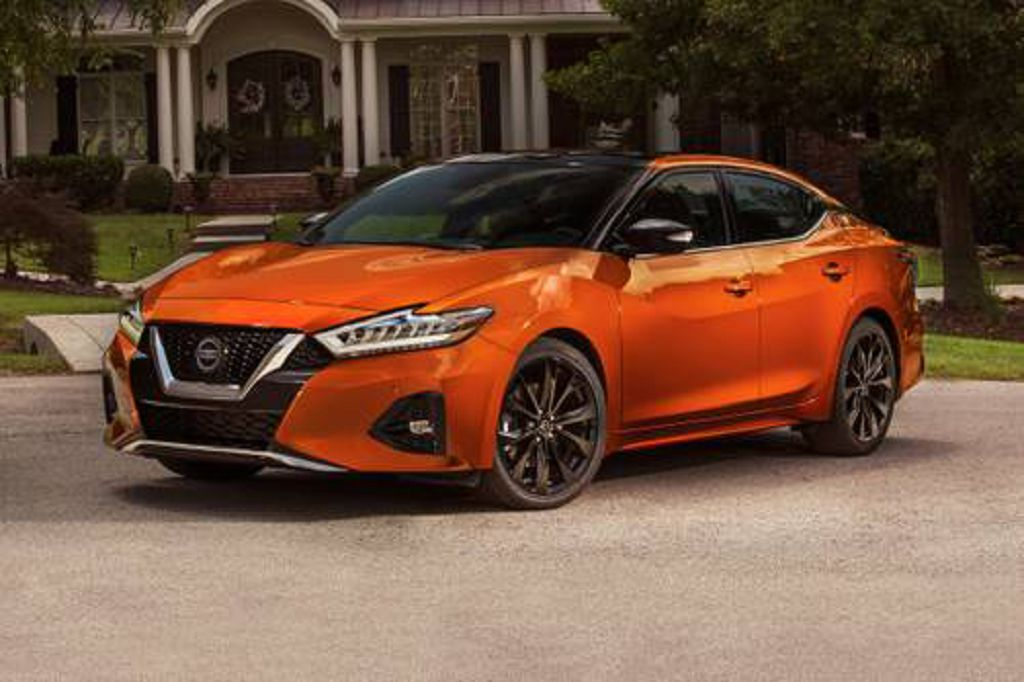2021 Nissan Maxima Price Review Specs Photos Sl