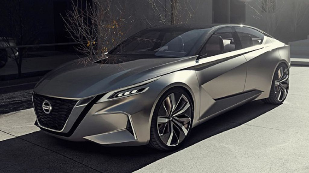 2021 Nissan Maxima Redesign Awd For Sale Release Date Platinum