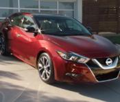 2021 Nissan Maxima Refresh Release Platinum Interior